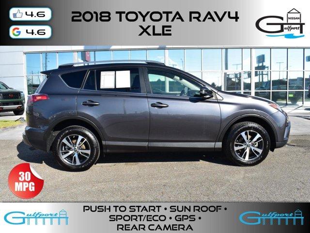 2018 Toyota RAV4 XLE XLE FWD Regular Unleaded I-4 2.5 L/152 [1]