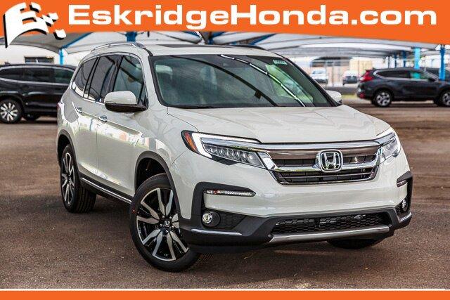 New 2020 Honda Pilot in Oklahoma City, OK