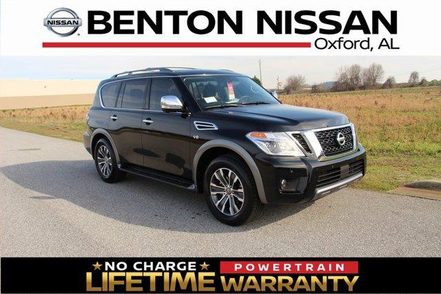 New 2019 Nissan Armada in Oxford, AL
