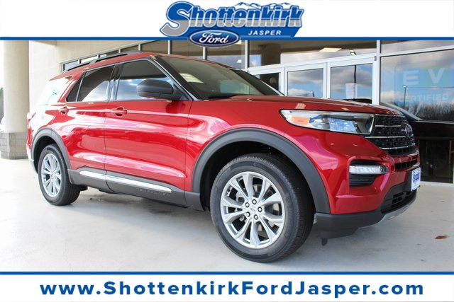 New 2020 Ford Explorer in , TX