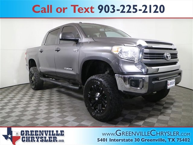 Used 2015 Toyota Tundra in Greenville, TX