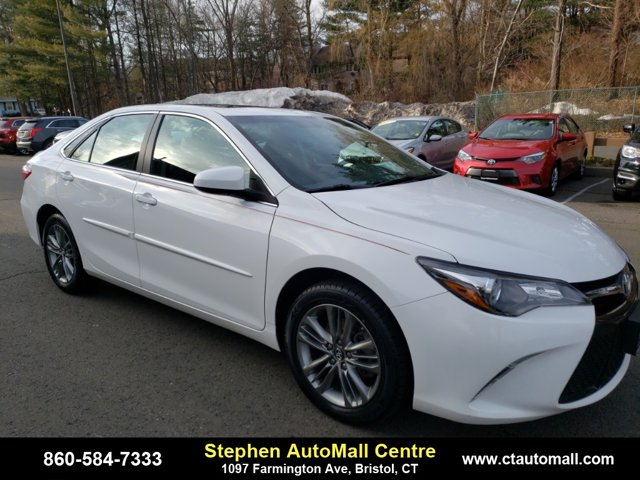 Used 2017 Toyota Camry in Bristol, CT