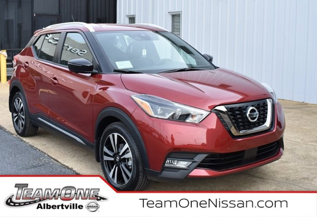 New 2020 Nissan Kicks in Albertville, AL