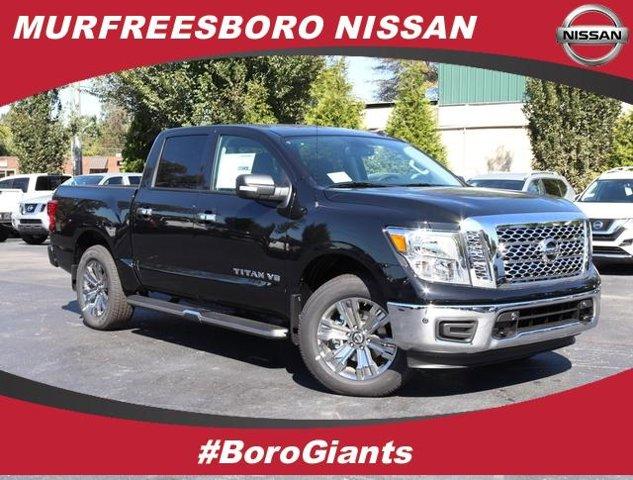 New 2019 Nissan Titan in Murfreesboro, TN