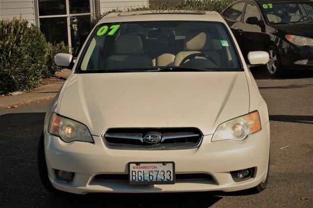 Used 2007 Subaru Legacy Sedan 4dr H4 AT Ltd