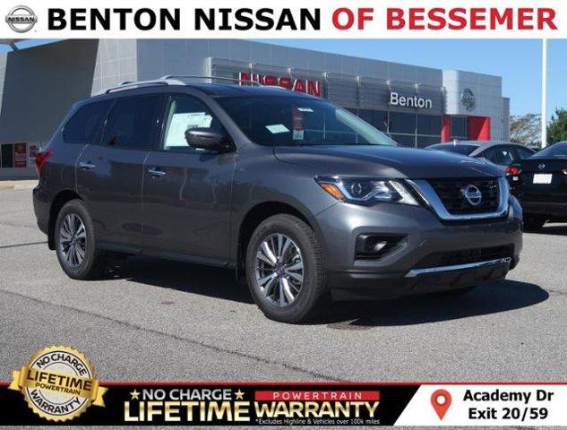 New 2020 Nissan Pathfinder in Bessemer, AL