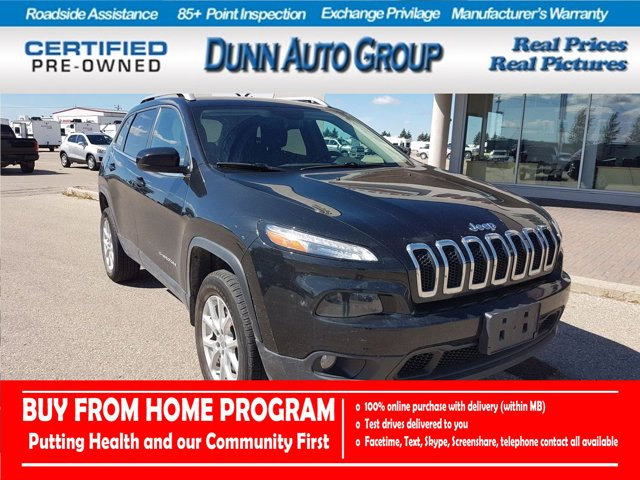 2015 Jeep Cherokee | NORTH 4x4 | BACKUP CAMERA | BLUETOOTH | 4WD 4dr North Regular Unleaded V-6 3.2 L/198 [1]