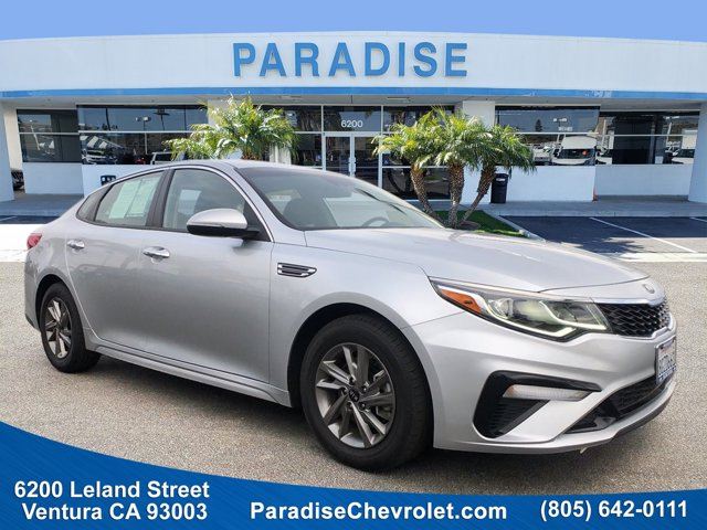 2019 Kia Optima LX LX Auto Regular Unleaded I-4 2.4 L/144 [0]
