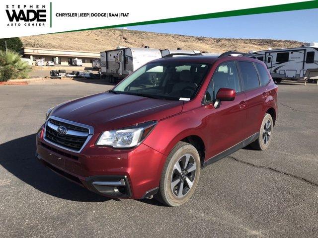 Used 2018 Subaru Forester Premium