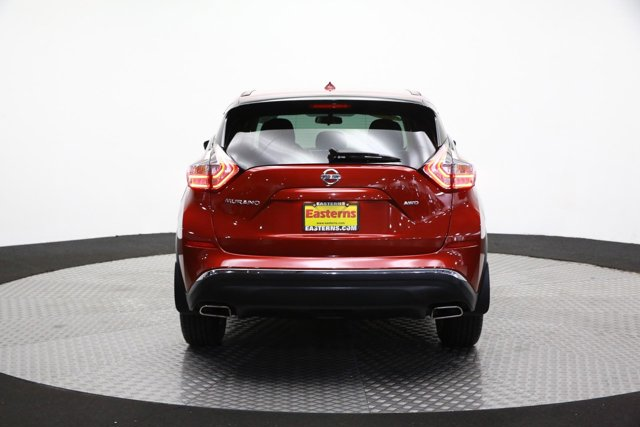 2016 Nissan Murano for sale 124638 5
