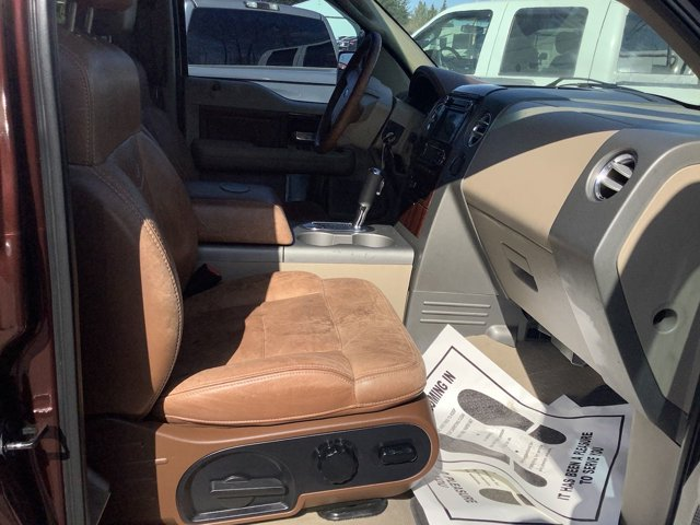 2008 Ford F-150 4WD SuperCrew 139 King Ranch