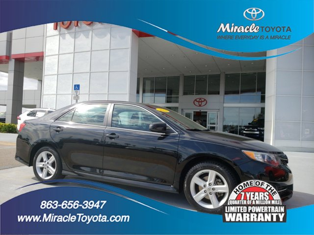 Used 2014 Toyota Camry in Haines City, FL