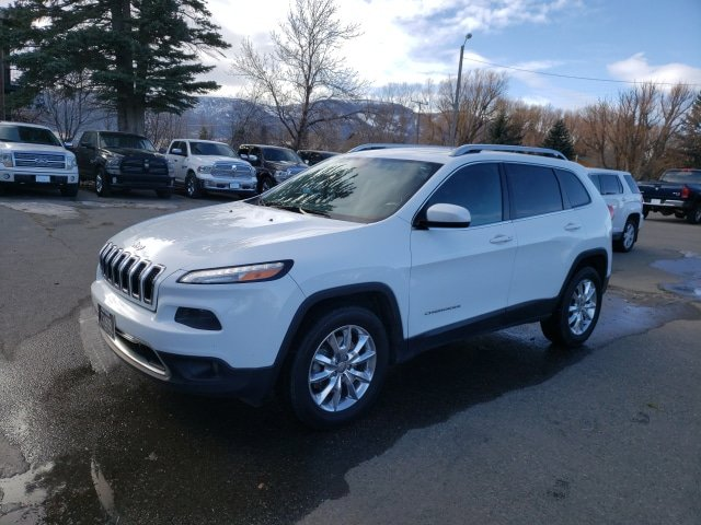 2014 Jeep Cherokee Limited photo