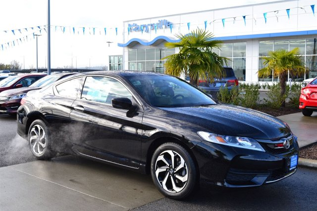New 2017 Honda Accord Coupe LX-S CVT