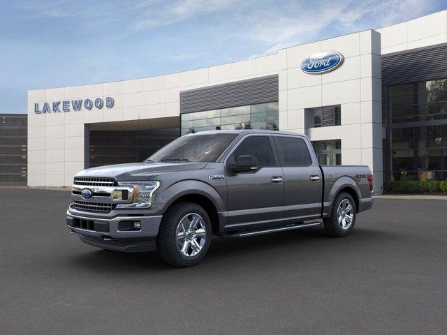 New 2019 Ford F-150 in Tacoma, WA