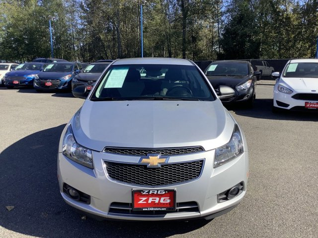 Used 2013 Chevrolet Cruze 4dr Sdn Auto LS