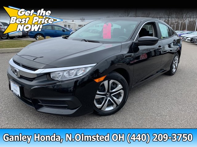 Used 2017 Honda Civic Sedan in North Olmsted, OH