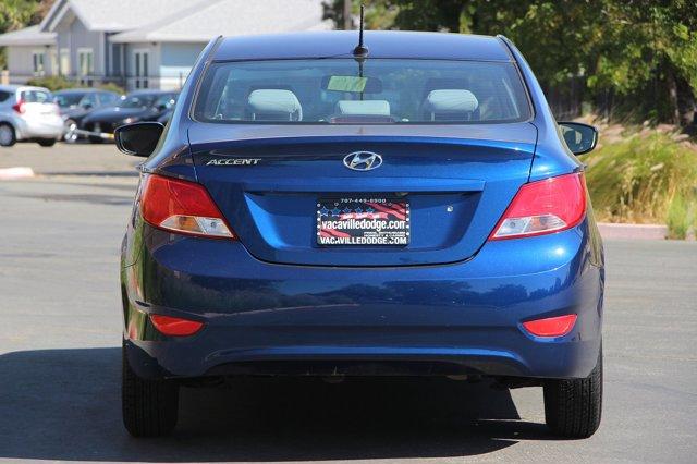 2017 Hyundai Accent SE 5