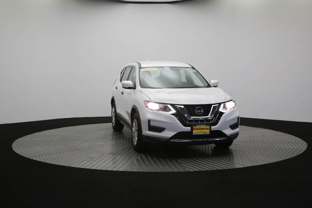 2018 Nissan Rogue for sale 125658 44