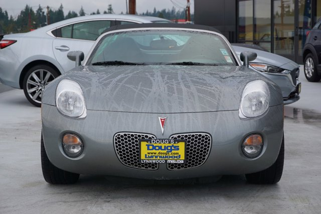 Used 2007 Pontiac Solstice 2dr Convertible