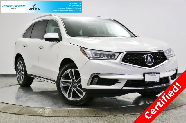 Used 2018 Acura MDX in Hoffman Estates, IL