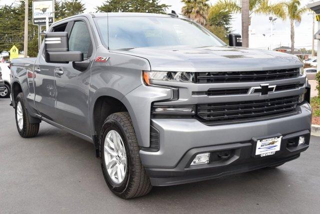 New 2020 Chevrolet Silverado 1500 in Watsonville, CA