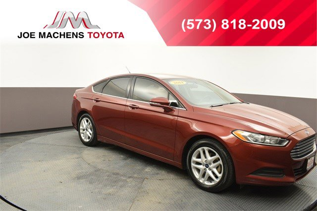 Used 2014 Ford Fusion in Columbia, MO
