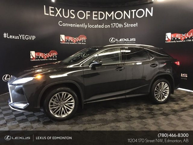 2022 LEXUS RX 350 EXECUTIVE PACKAGE Executive Package Regular Unleaded V-6 3.5 L/211 [9]