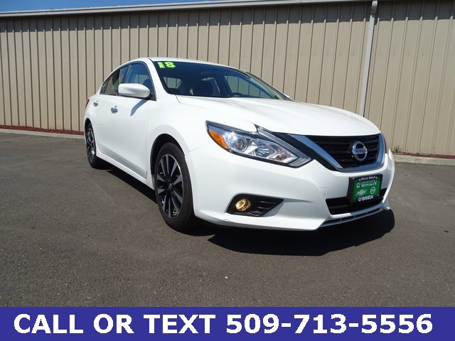 Used 2018 Nissan Altima in Pasco, WA