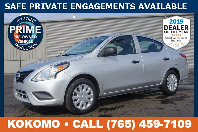 Used 2015 Nissan Versa in Indianapolis, IN