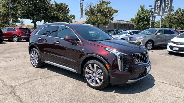 2020 Cadillac XT4 FWD Premium Luxury FWD 4dr Premium Luxury Turbocharged Gas I4 2.0L/ [17]