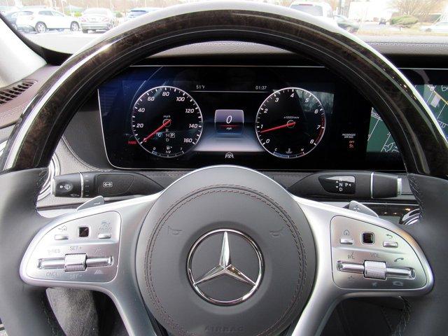 New 2019 Mercedes-Benz S-Class S 560 4MATIC Sedan