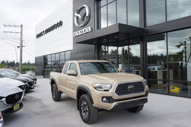 Used 2018 Toyota Tacoma TRD OFF RD