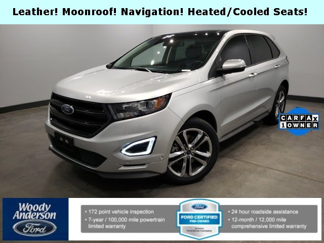 2016 Ford Edge Sport 2fmpk4ap8gbc58735 Woody Anderson Madison