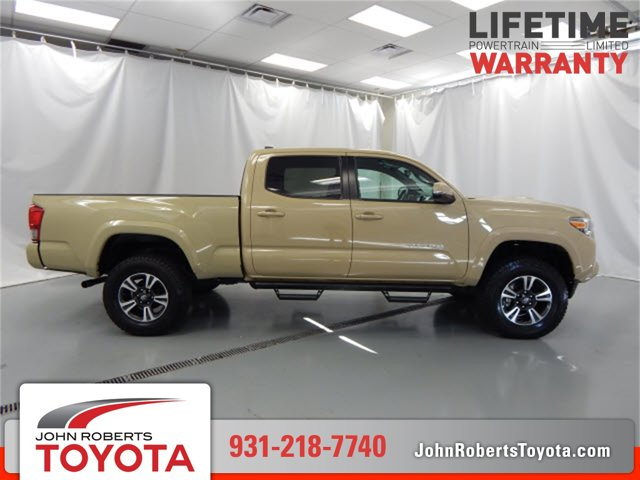 Used 2017 Toyota Tacoma in Manchester, TN