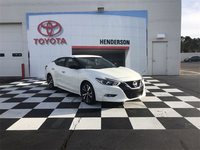 Used 2018 Nissan Maxima in Henderson, NC