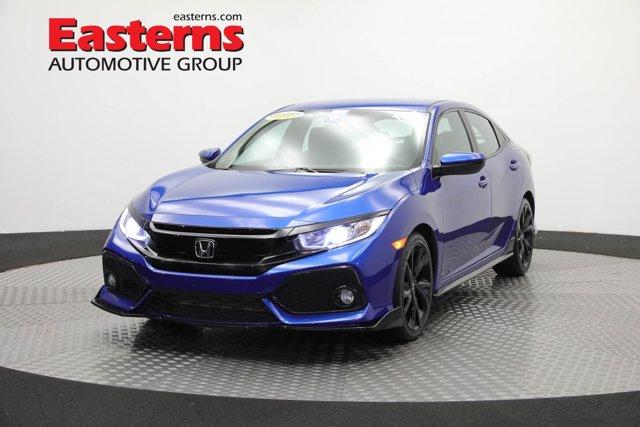 2017 Honda Civic for sale 125007 0