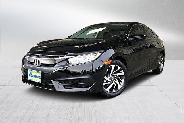 Used 2018 Honda Civic Sedan in Tacoma, WA