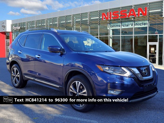 2017 Nissan Rogue SL 2017.5 AWD SL Regular Unleaded I-4 2.5 L/152 [17]