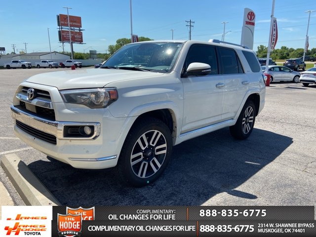 Used 2020 Toyota 4Runner in Muskogee, OK