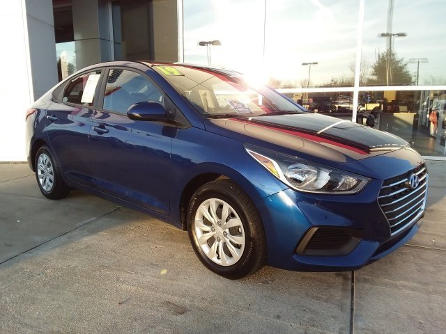 Used 2019 Hyundai Accent in Lexington Park, MD