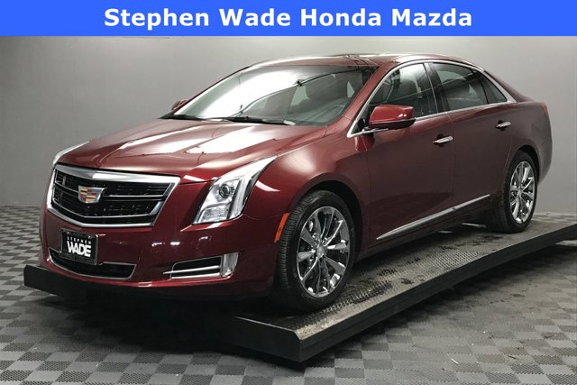 Used 2016 Cadillac XTS 4dr Sdn Luxury Collection AWD