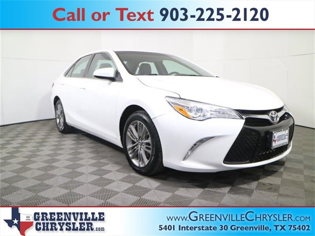 Used 2015 Toyota Camry in Greenville, TX