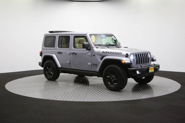 2019 Jeep Wrangler Unlimited for sale 125561 43