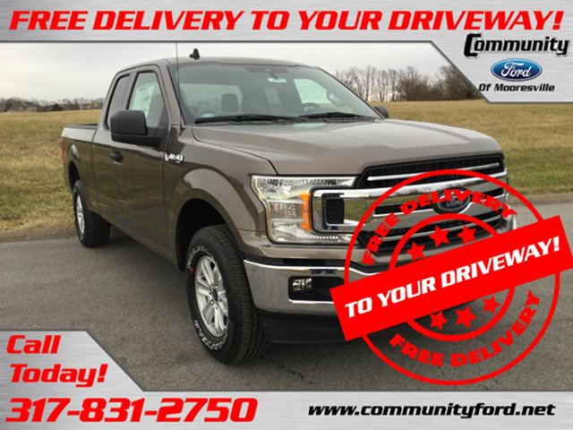 New 2019 Ford F-150 in Bloomington, IN