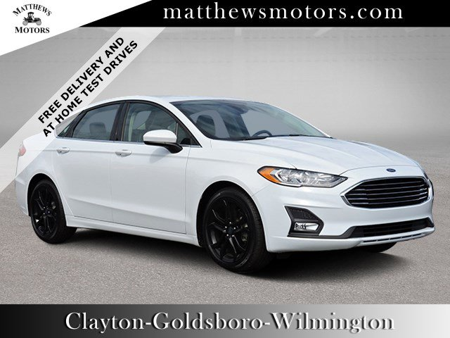2019 Ford Fusion SE w/ Nav