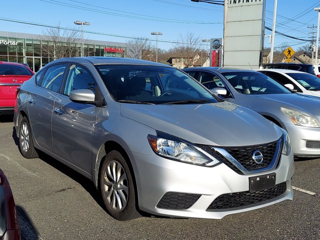 2017 Nissan Sentra SV SV CVT Regular Unleaded I-4 1.8 L/110 [0]