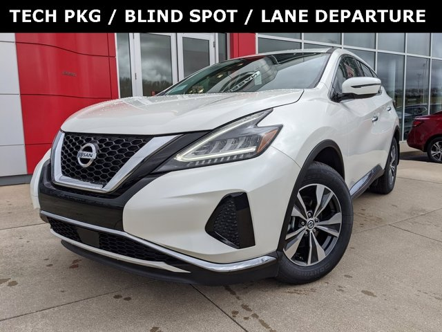 New 2020 Nissan Murano in Jackson, MI