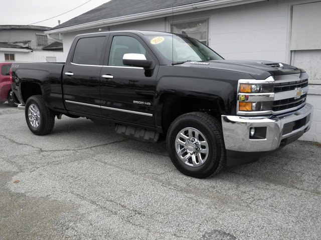New 2019 Chevrolet Silverado 2500HD in Bloomington, IN