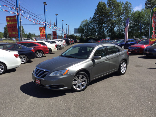 Used 2012 Chrysler 200 4dr Sdn Touring